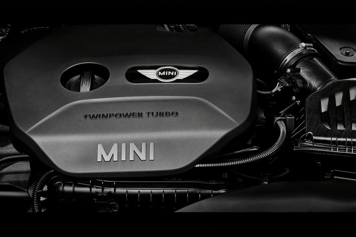 Mini offers new engines for a new hatchback